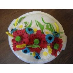 Праздничный и юбилейный торт 36