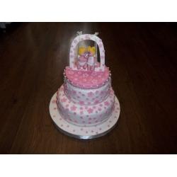 Свадебный торт 13: заказать, доставка