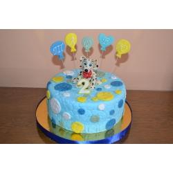 Детский торт 70