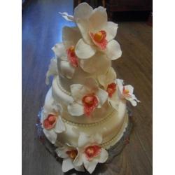 Свадебный торт 15: заказать, доставка