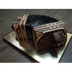 Праздничный и юбилейный торт 16