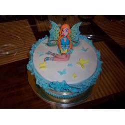 Детский торт 24