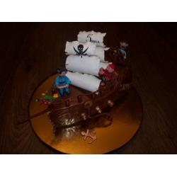 Детский торт 43