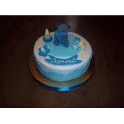 Детский торт 7