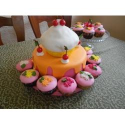 Детский торт 17
