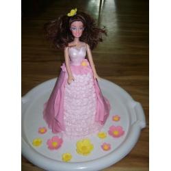 Детский торт 21