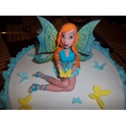Детский торт 25