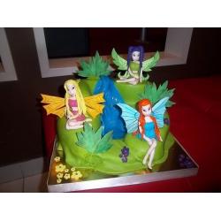 Детский торт 65