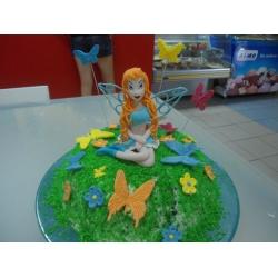 Детский торт 57