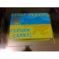 Праздничный и юбилейный торт 1