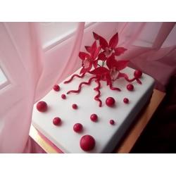 Свадебный торт 16: заказать, доставка