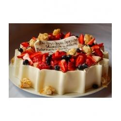 Торт Фруктовий рай