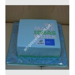 Торт для компанії Tebodin