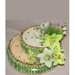 цукерковий торт 1