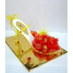 Туфелька жовта