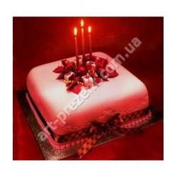 Торт Різдв`яний 12