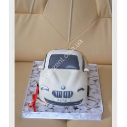 Торт машинка БМВ