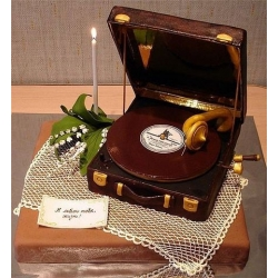 Торт Муза
