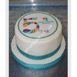 Торт для ТРЦ King Cross Leopol