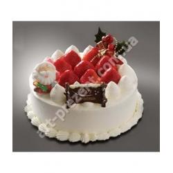 Торт новорічний 9