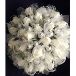 Білі троянди 1