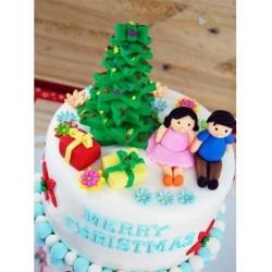 Торт Новорічний 7