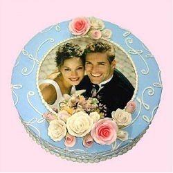 торт весільний 58