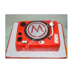Торт для Метро