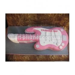Торт гітара