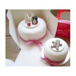 Торт Новорічний 4