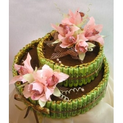 цукерковий торт 3
