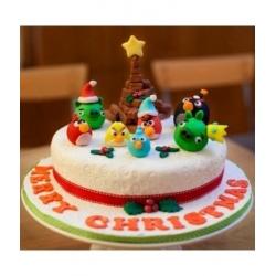 Торт Новорічний 6
