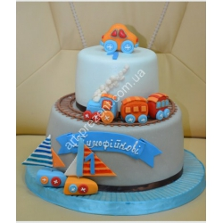Торт для Тимофійчика