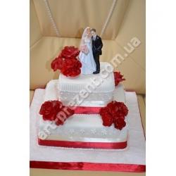 Торт весільний 101