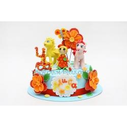 Торт детский №41