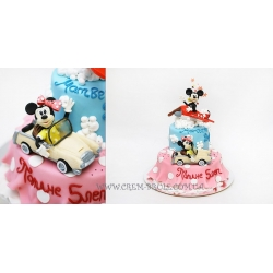 Торт детский №21