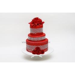 Торт свадебный №25: заказать, доставка