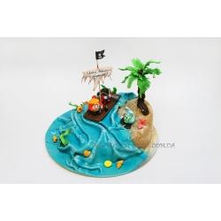 Торт детский №38