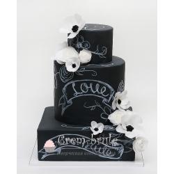 Торт свадебный №50: заказать, доставка