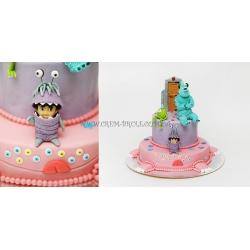 Торт детский №25