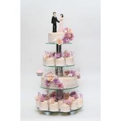 Торт свадебный №52: заказать, доставка