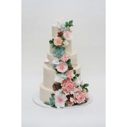 Торт свадебный №15: заказать, доставка