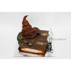 Торт книга мага