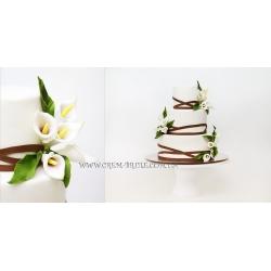 Торт свадебный №33: заказать, доставка