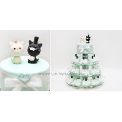 Торт свадебный №44: заказать, доставка