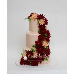 Торт свадебный №11: заказать, доставка