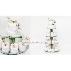 Торт свадебный №36: заказать, доставка