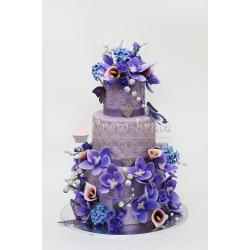 Торт свадебный №53: заказать, доставка
