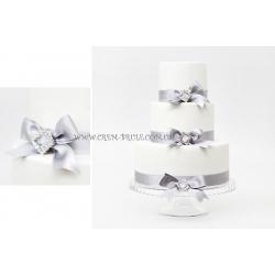Торт свадебный №8: заказать, доставка