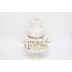 Торт свадебный №18: заказать, доставка